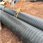 成都HDPE塑钢缠绕管厂家直销