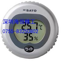 供应便携式温湿度计PC-5300TRH日本佐藤SATO