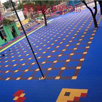 供应悬浮拼装运动地板 移动式拼装地板