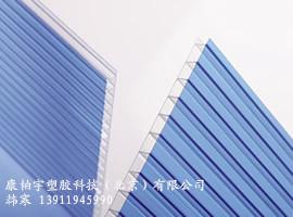 供应国标康柏宇品牌PC建筑透明采光耐力板