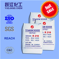厂家供应钛白粉R216(通用型)质量保证
