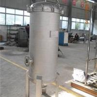 瓦斯气管道过滤器 焦炉煤气除焦油过滤器