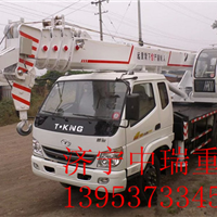 供应7吨吊车, 7吨汽车吊,河北吊车厂家供应