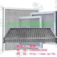上海全金属过滤器,温州全铝质空调过滤网