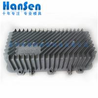 供应汽车零配件发动机散热片金属模具压铸模