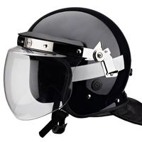 供应pc防暴头盔 高强度头盔防护头盔批发