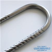 金鼎供应优质换热器304 25*0.8不锈钢螺纹管