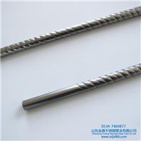 供应304不锈钢螺纹管 换热面积大 效率高