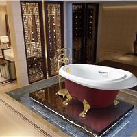 浴缸各类型贵妃浴缸供应