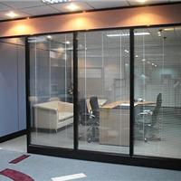 办公高隔断单面玻璃隔断办公室隔音隔间隔墙