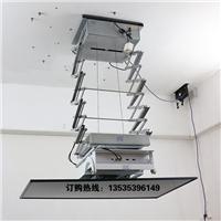 晶固液晶电视电动伸缩天花翻转器吊架JG65-1