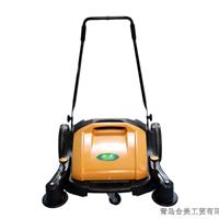 不用电不用油最新最全的合美手推式扫地机