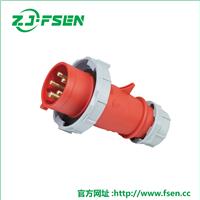 工业插头插座连接器公母头3芯4孔5芯16A/32A