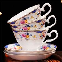 供应骨瓷咖啡具、餐饮具、价格实惠陶