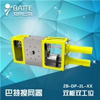 郑州换网器公司促销双柱双工位自动换网器