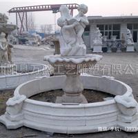 石雕喷泉造型图片|石雕喷泉种类