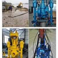 挖机清淤泵-液压渣浆泵
