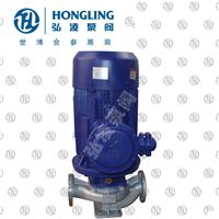 IHG15-80立式单级单吸化工泵,管道化工泵
