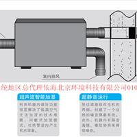 供应家用新风系统治理室内污染