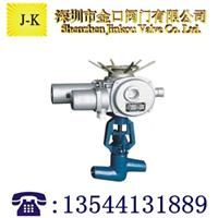 供应J961Y焊接式电站专用电动截止阀