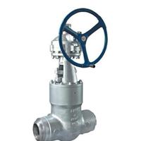 供应电站专用Z560Y伞齿轮焊接闸阀