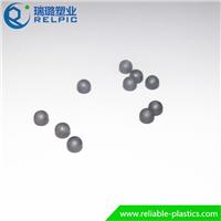 供应黑色碳纤维增强PEEK球,PEEK滚珠