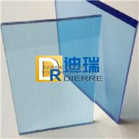 供应江西2mm湖蓝色PC板