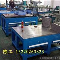 拆装式工作台|品质检验台|带挂板QC检测台