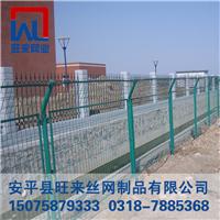 旺来铁路护栏网 公路隔离护栏 围栏网厂家