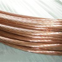 铜覆钢系绞线、圆线、扁线接地材料分类价格