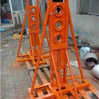 重型三孔液压放线架 立式放线架 批发供应