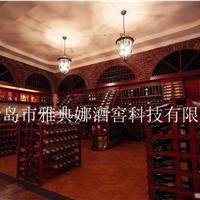 供应山东酒窖设计 酒窖公司推荐雅典娜酒窖