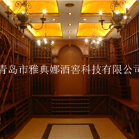 供应实木酒架专业生产实体工厂雅典娜酒窖