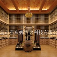 供应青岛酒窖 青岛酒窖设计 青岛别墅酒窖