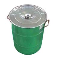 供应不锈钢卡盘密封桶,不锈钢卡箍密封桶