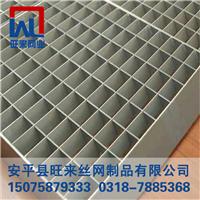 压焊钢格栅板 钢制盖板 通道地板盖板