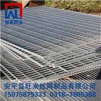 化工厂排水盖板 格栅板 装货平台格栅