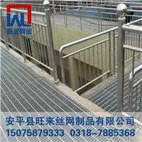 热镀锌钢格栅 预制地沟盖板 金属格栅板