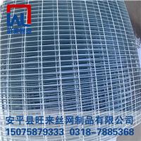 钢平台格栅板 钢结构镀锌网格板 镀锌格栅板
