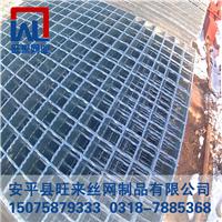 镀锌钢格栅规格 钢格栅板价格 树枝沟盖板