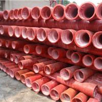 枣强盛腾玻璃钢各种管道可根据客户要求定制