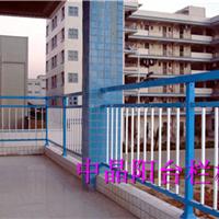 芜湖锌钢浸塑阳台护栏厂价直销,专业生产