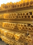 成都PVC-U双壁波纹管厂家低价批发