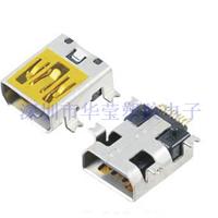 ��ӦMINI USB 10P �Ľ���Ƭ