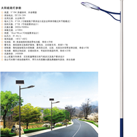 厂家直销新农村太阳能路灯可定制