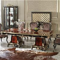 供应金明豪欧式餐桌椅