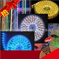 供应 LED灯带3528 60灯七彩RGB灯条高亮