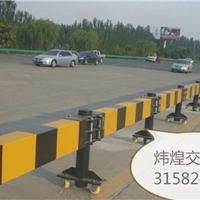 折叠式活动护栏@高速防撞折叠式活动护栏厂