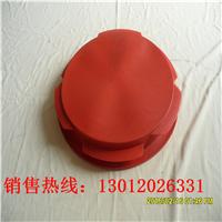 供应钢管塑料堵头 钢管外帽  钢管�让�