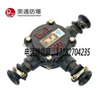 供应BHD2-25/380-3T矿用低压接线盒